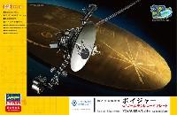 無人宇宙探査機 ボイジャー w/ゴールデンレコード プレート