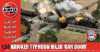 ホーカー タイフーン Mk.1B カードア