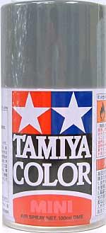 呉海軍工廠 グレイ (日本海軍) (TS-66)スプレー塗料(タミヤタミヤカラー スプレーNo.TS-066)商品画像