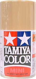TS-68 木甲板色スプレー塗料(タミヤタミヤカラー スプレーNo.TS-068)商品画像