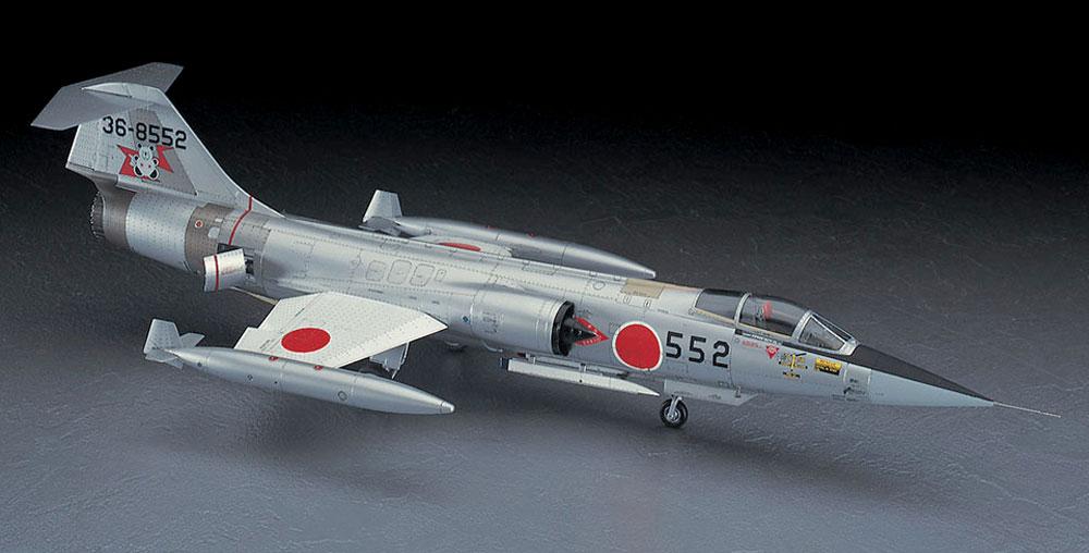 F-104J スターファイター 航空自衛隊プラモデル(ハセガワ1/48 飛行機 PTシリーズNo.PT018)商品画像_2