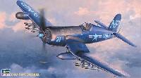 ハセガワ1/48 飛行機 JTシリーズF4U-5N コルセア