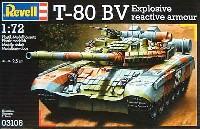 T-80BV Explosive reactive armour