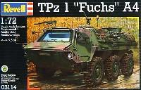 レベル1/72 ミリタリーTPz フックス (TPz 1 Fuchs A4)
