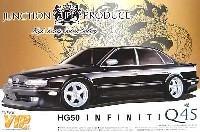アオシマ1/24 スーパー VIP カージャンクション インフニティ Q45