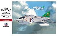 ハセガワ1/48 飛行機 PTシリーズRF-4B ファントム 2 U.S.マリーン