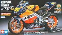 タミヤ1/12 オートバイシリーズレプソル ホンダ RC211V '03