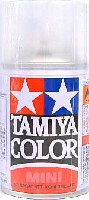 タミヤタミヤカラー スプレーTS-65 パールクリアー