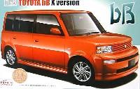 フジミ1/24 インチアップシリーズトヨタ bB 1.5Z Xバージョン