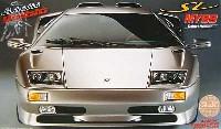 フジミ1/24 リアルスポーツカー シリーズ (SPOT)ランボルギーニ ディアブロ SV MY99 デラックスバージョン