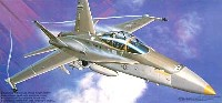 フジミAIR CRAFT (シリーズF)F/A-18D ホーネット ベンガルス