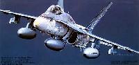 フジミAIR CRAFT (シリーズF)F/A-18A ホーネット ウォーホークス