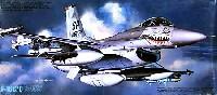 フジミAIR CRAFT (シリーズF)F-16C/D ファイティングファルコン ジョーズ