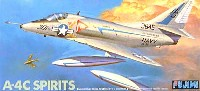 フジミAIR CRAFT (シリーズF)アメリカ海軍 A-4C スカイホーク スピリッツ