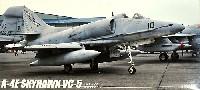 フジミAIR CRAFT (シリーズF)A-4E スカイホーク VC-5 チェックメイツ