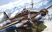 フジミAIR CRAFT (シリーズH)中島 二式陸上偵察機 ラバウル航空隊