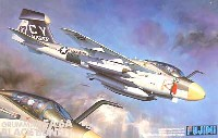 フジミAIR CRAFT (シリーズH)EA-6A イントルーダー ブラックバニー