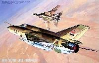フジミAIR CRAFT (シリーズH)イラク空軍 MiG-21 MF ジェイファイター