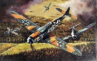 メッサーシュミット Bf109K-4 ヘルツ・アス