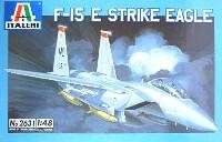 イタレリ1/48 飛行機シリーズF-15E ストライクイーグル