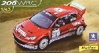 プジョー 206 WRC 2003 Gronholm