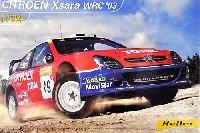 エレール1/24 カーモデルシトロエン クサラ WRC 2003