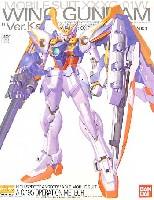 バンダイMG (マスターグレード)XXXG-01W ウイングガンダム Ver.Ka