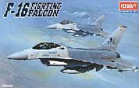 アカデミー1/144 Scale AircraftsF-16 ファイティングファルコン