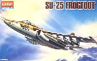 アカデミー1/144 Scale AircraftsSU-25 フロッグフット