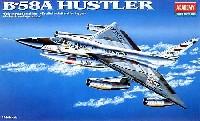 アカデミー1/144 Scale AircraftsB-58A ハスラー