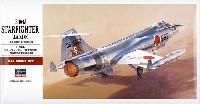 ハセガワ1/48 飛行機 PTシリーズF-104J スターファイター 航空自衛隊