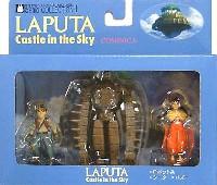 天空の城 ラピュタ -シータ・パズー・ロボット兵-