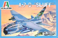 イタレリ1/72 航空機シリーズA-7D SLUFF