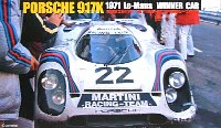 フジミ1/24 ヒストリックレーシングカー シリーズポルシェ 917K 1971 ル・マン24時間優勝車