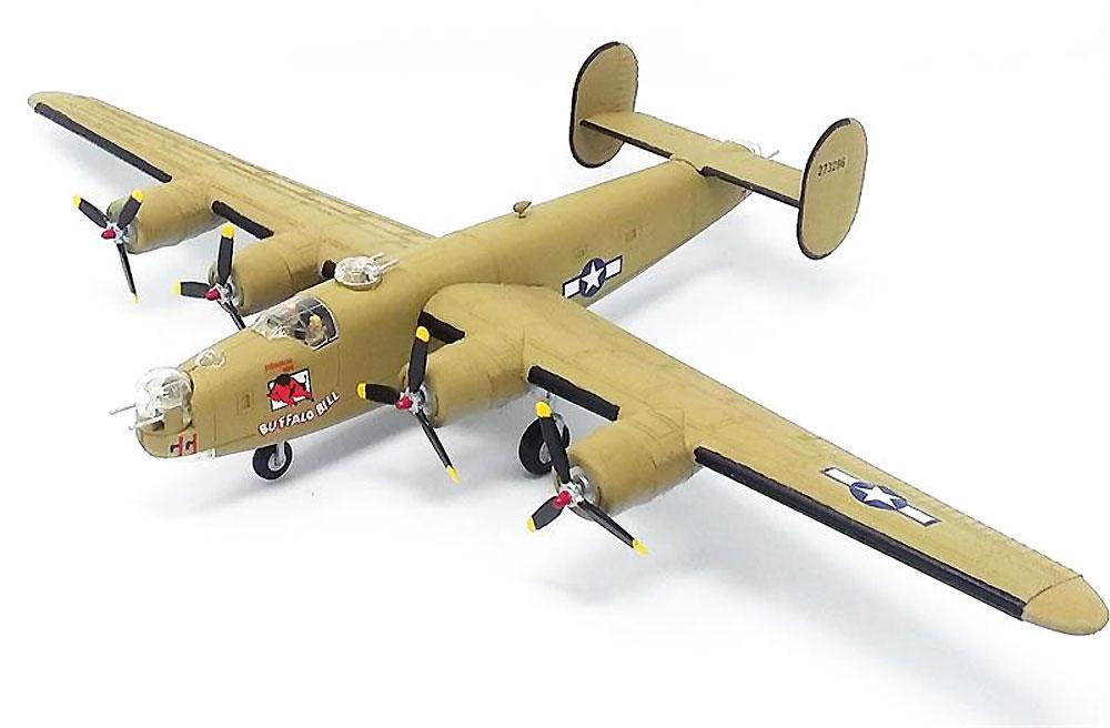 B-24J リベレーター バッファロービルプラモデル(アトランティスプラスチックモデルキットNo.H218)商品画像_4