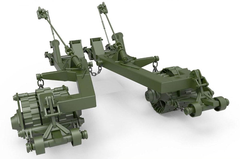 KMT-7 マインローラー 初期型プラモデル(ミニアート1/35 ミリタリーミニチュアNo.37070)商品画像_4