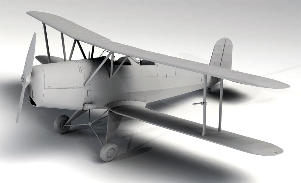 キ-86 四式基本練習機 / K9W1 二式陸上基本練習機 紅葉プラモデル(ICM1/32 エアクラフトNo.32032)商品画像_2