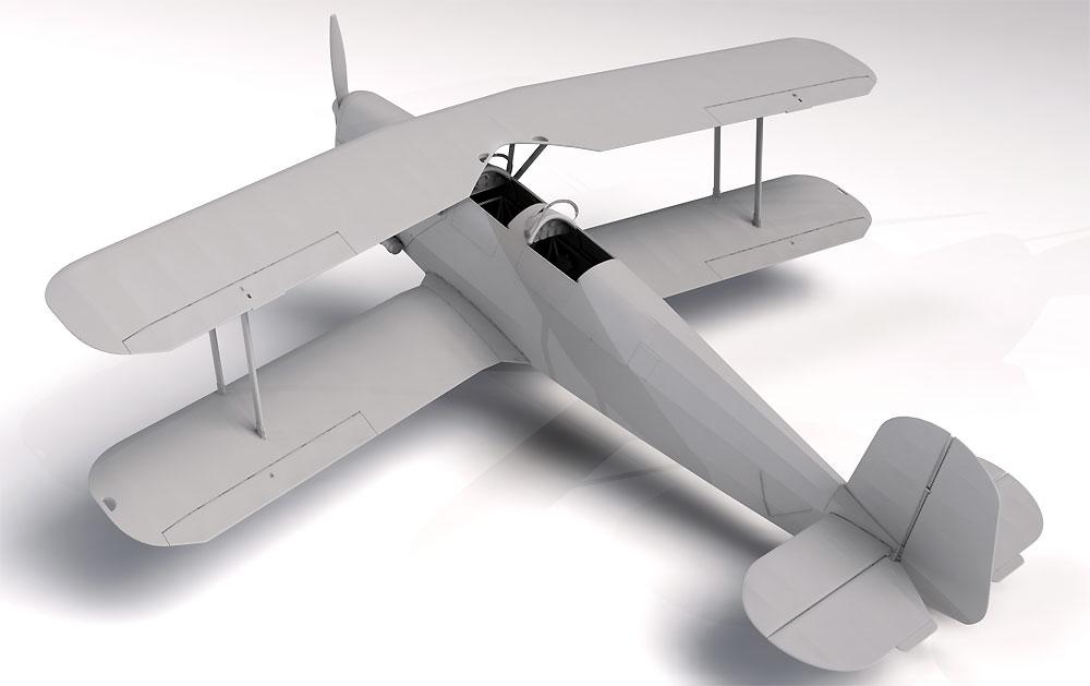 キ-86 四式基本練習機 / K9W1 二式陸上基本練習機 紅葉プラモデル(ICM1/32 エアクラフトNo.32032)商品画像_3