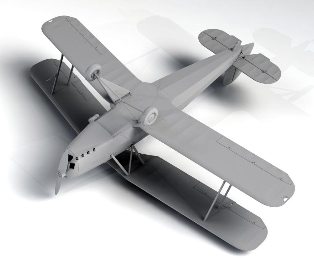 キ-86 四式基本練習機 / K9W1 二式陸上基本練習機 紅葉プラモデル(ICM1/32 エアクラフトNo.32032)商品画像_4