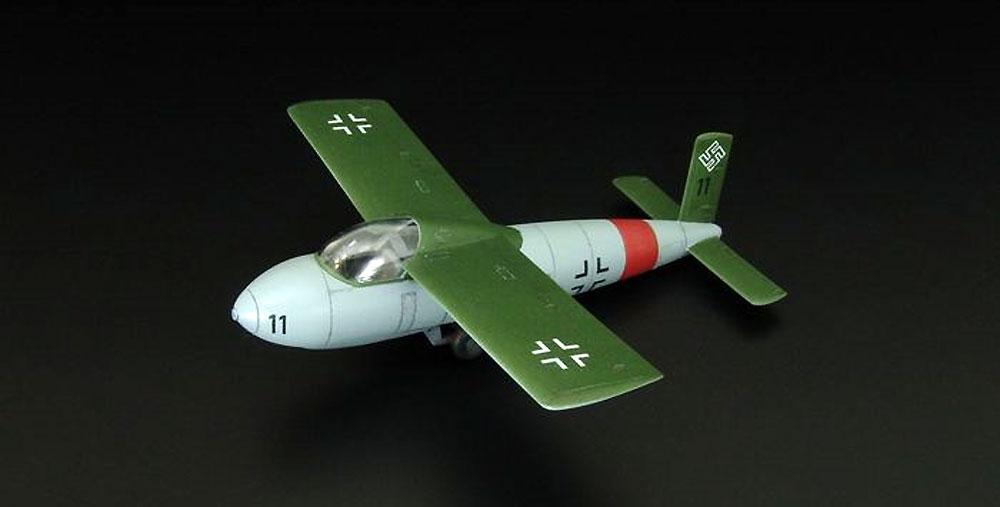 メッサーシュミット P-1103 ロケット戦闘機プラモデル(ブレンガン1/48 プラスチックキット (Plastic Kits)No.BRP48004)商品画像_2