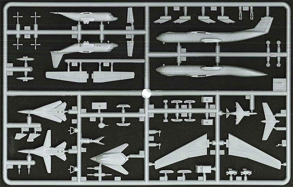 デザートシールド 1 スペシャル OV-10A ブロンコ 3機付きプラモデル(ピットロードスカイウェーブ S シリーズ (定番外)No.S006SP)商品画像_3