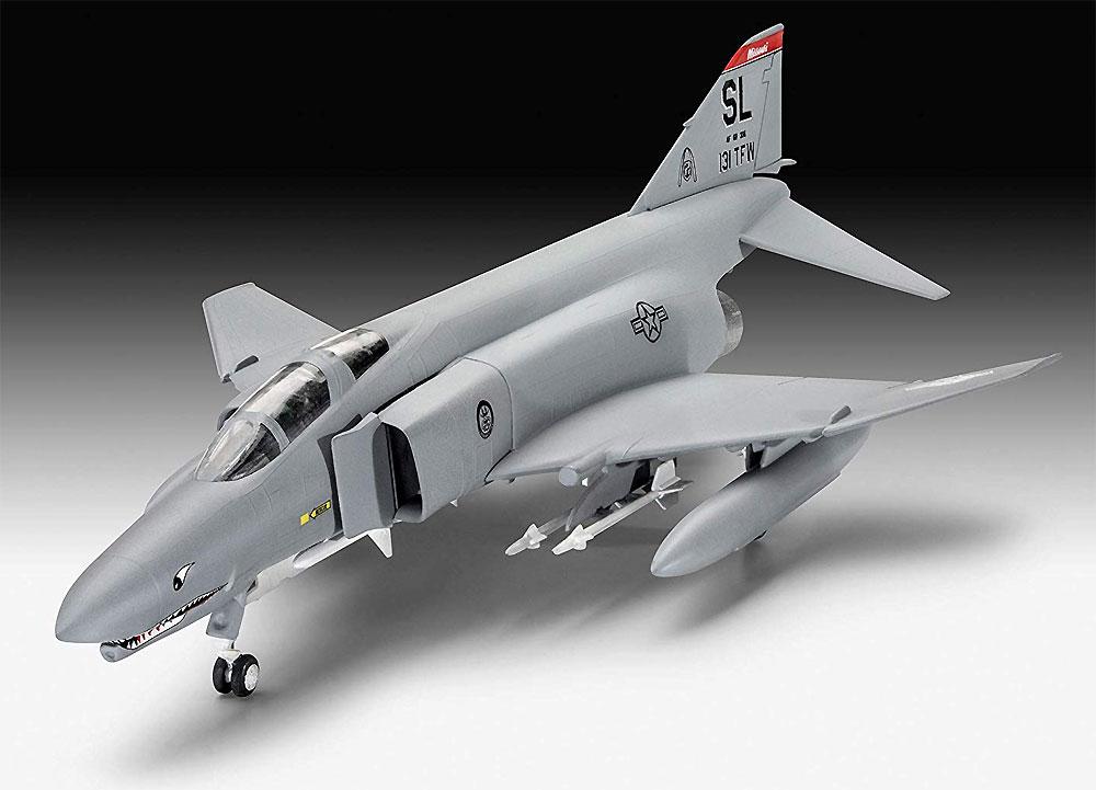 F-4E ファントムプラモデル(レベル1/72 飛行機No.03651)商品画像_2