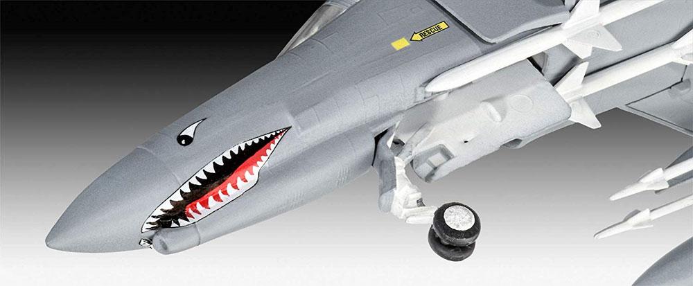 F-4E ファントムプラモデル(レベル1/72 飛行機No.03651)商品画像_3