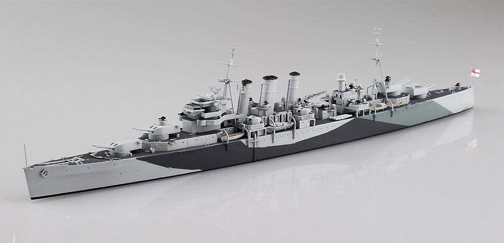 英国海軍 重巡洋艦 ノーフォーク 北岬沖海戦プラモデル(アオシマ1/700 ウォーターラインシリーズNo.056691)商品画像_2