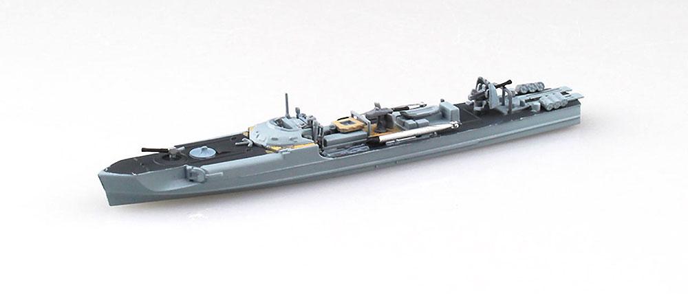 ドイツ海軍 クリスチャン ラディック & Sボート & Uボートプラモデル(アオシマ1/350 アイアンクラッドNo.4905083056578)商品画像_3