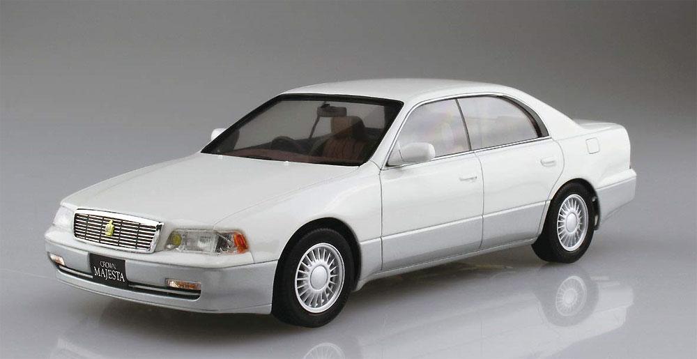 トヨタ UZS141 クラウン マジェスタ Cタイプ '91プラモデル(アオシマ1/24 ザ・モデルカーNo.114)商品画像_2