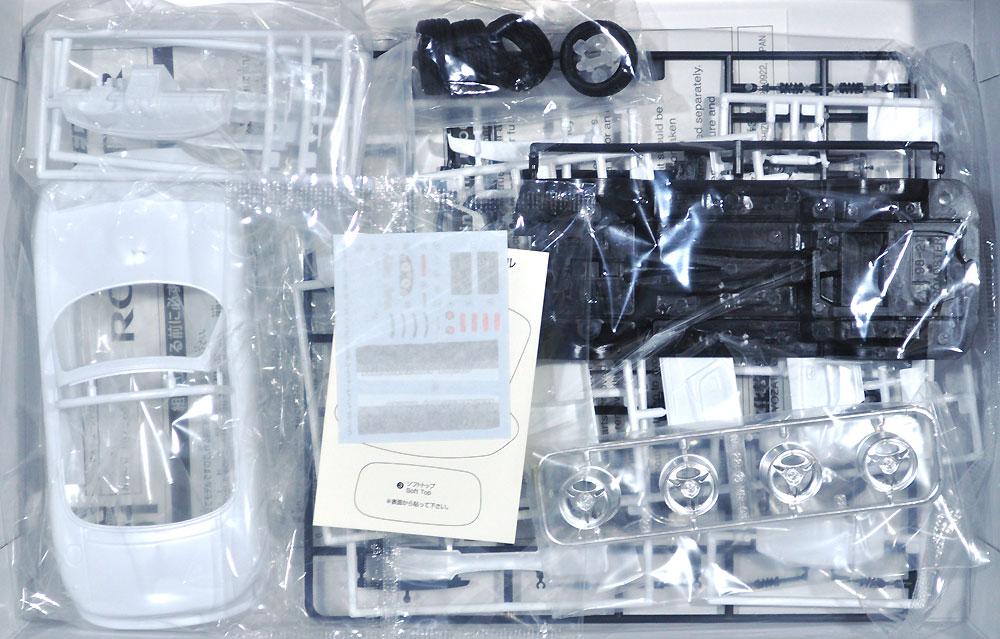 マツダスピード NB8C ロードスター Aスペック '99 (マツダ)プラモデル(アオシマ1/24 ザ・チューンドカーNo.061)商品画像_1