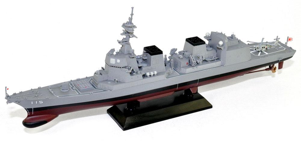 海上自衛隊 護衛艦 DD-115 あきづき完成品(ピットロード塗装済完成品モデルNo.JPM011)商品画像_1