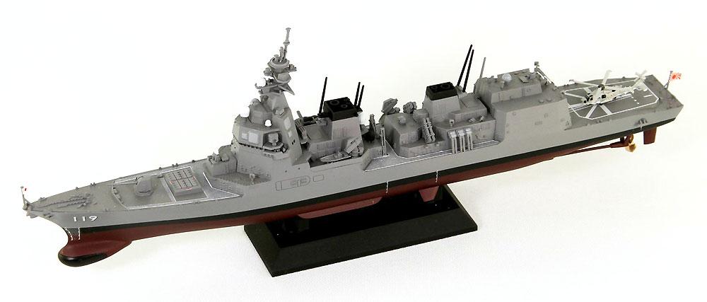 海上自衛隊 護衛艦 DD-119 あさひ完成品(ピットロード塗装済完成品モデルNo.JPM012)商品画像_1