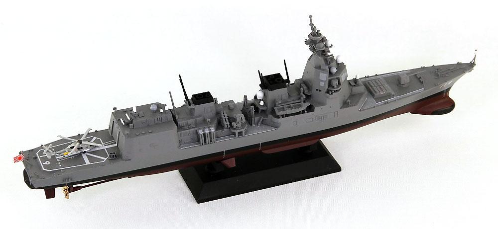 海上自衛隊 護衛艦 DD-119 あさひ完成品(ピットロード塗装済完成品モデルNo.JPM012)商品画像_2